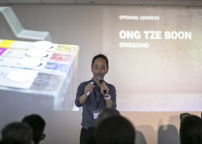 1 ONG&ONG Chairman Ong Tze Boon during his opening address