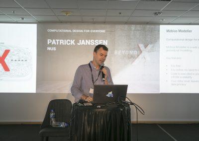 19 Patrick Janssen from NUS, sharing the benefits of Mobius Modeller